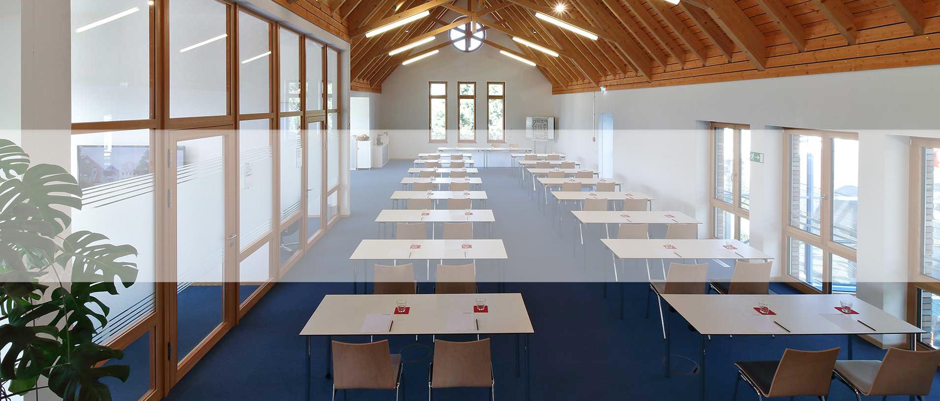 Modernes Tagungszentrum
