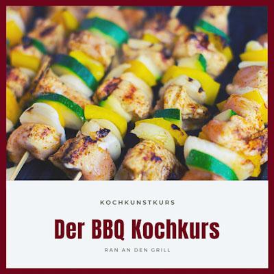 Kochkurs BBQ